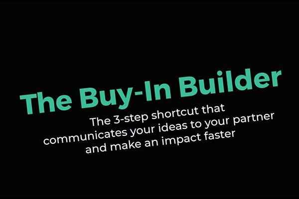 Buy-in builder