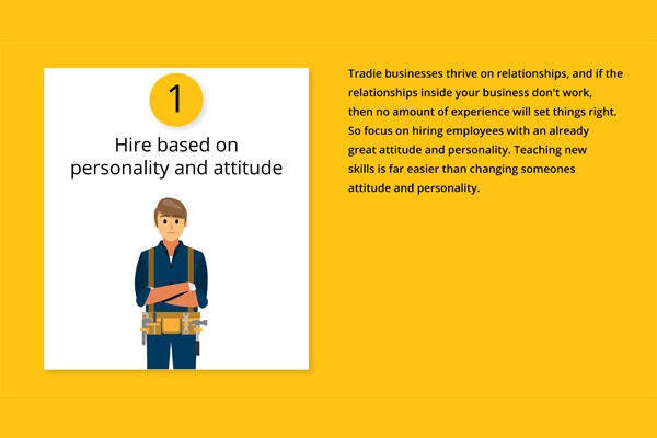 Hiring apprentices - inforgraphic preview