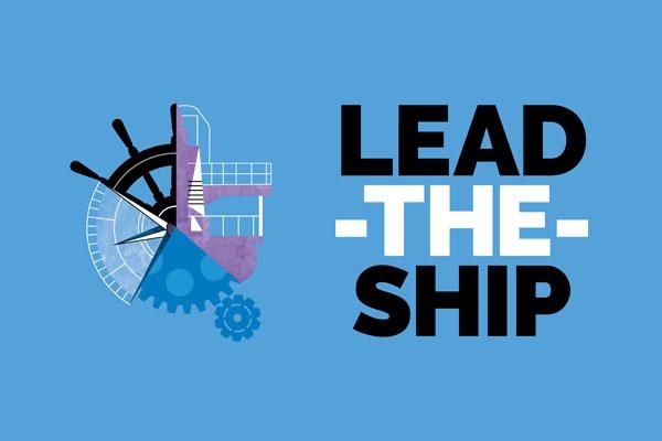 Lead the ship